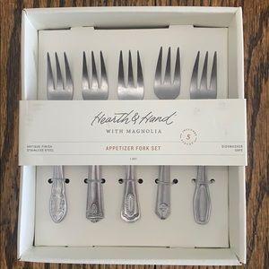 New Magnolia cocktail forks